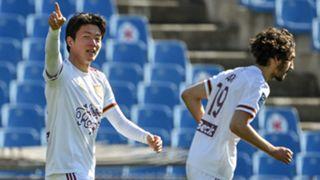 Hwang Ui-Jo Montpellier Bordeaux Ligue 1