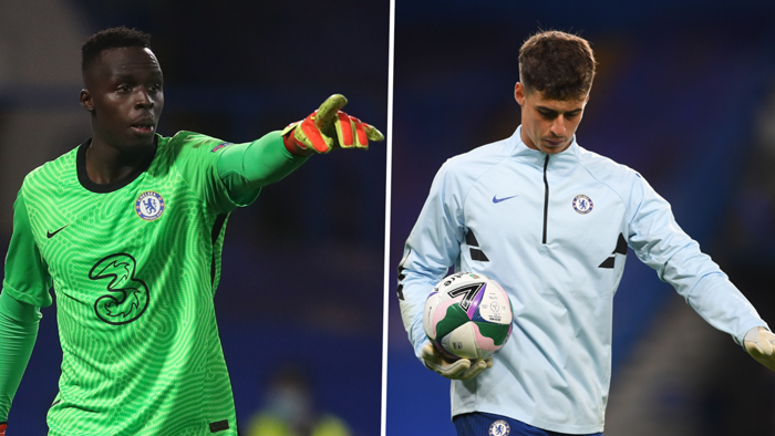 Mendy-Kepa split main