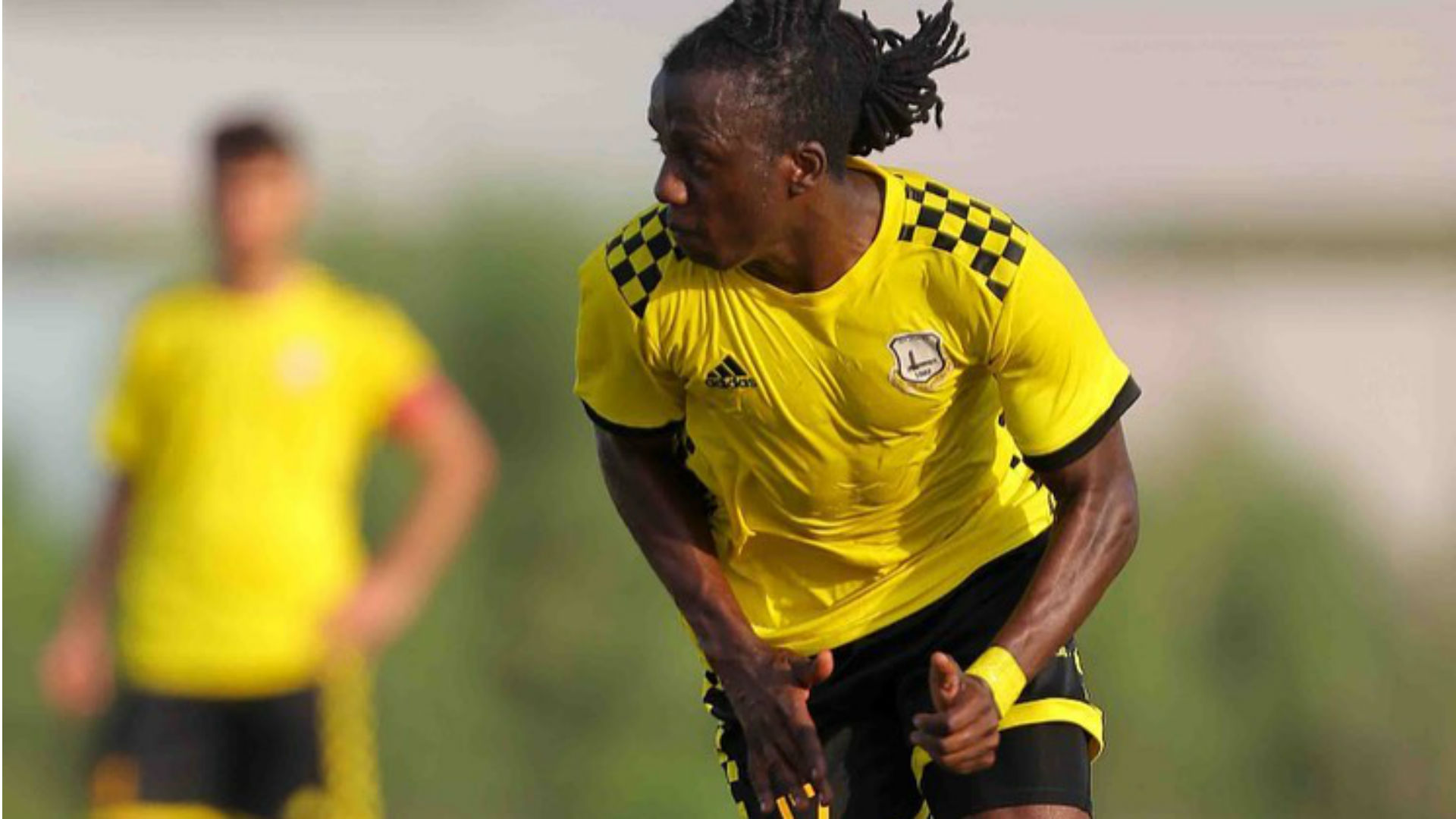 Kateregga confirms end of one-year stay at Erbil SC
