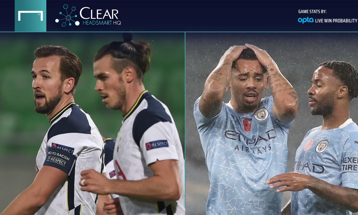 #ClearHeadSmart matchday 9