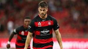 Brendan Hamill Western Sydney Wanderers