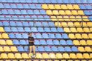 Lone fan, UiTM FC, Malaysia Premier League, 06052017