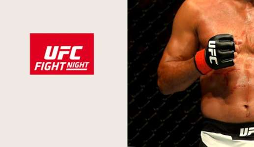 Ufc Fight Night Heute