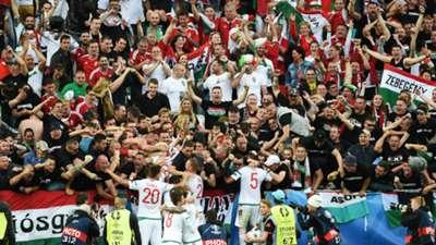 Austria v Hungary HD 140616