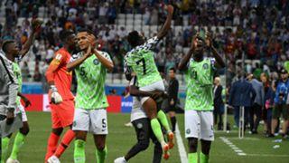 Nigeria vs. Iceland