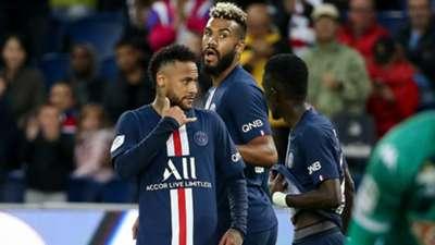Neymar PSG Angers Ligue 1 2019/20