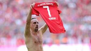 Franck Ribery Bayern 18052019