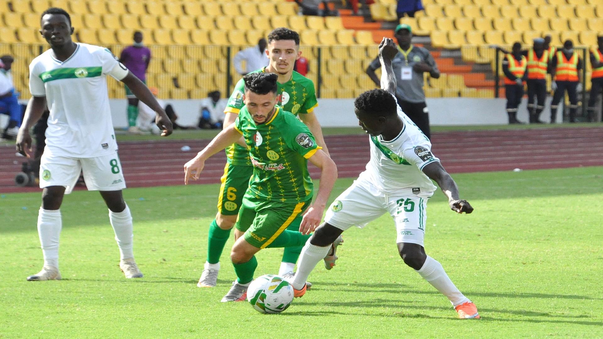 Caf Confederation Cup: Kabylie hurt Coton Sport again as Pyramids hold Raja Casablanca