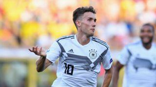 Luca Waldschmidt Germany Romania U21s