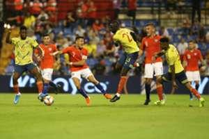 Alexis Sánchez - Selección Chilena - Selección colombia