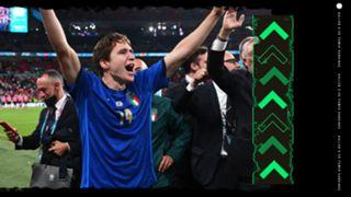 Fedrico Chiesa Ballon d'Or Rankings GFX
