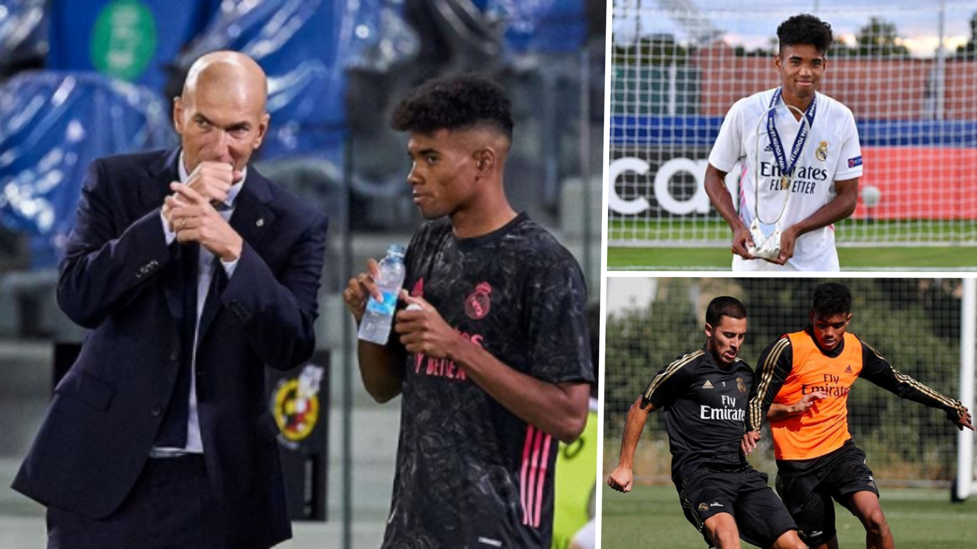 Who Is Real Madrid Debutant Marvin Park The Former Tranmere Youngster Who Had Three Nations Chasing Him Goal com