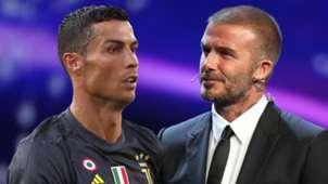 Cristiano Ronaldo David Beckham