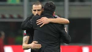 Bonucci Gattuso Milan