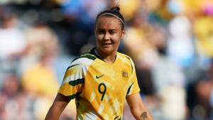Arsenal women sign Australia international Caitlin Foord