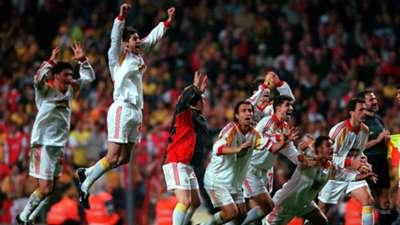 Galatasaray UEFA 2000