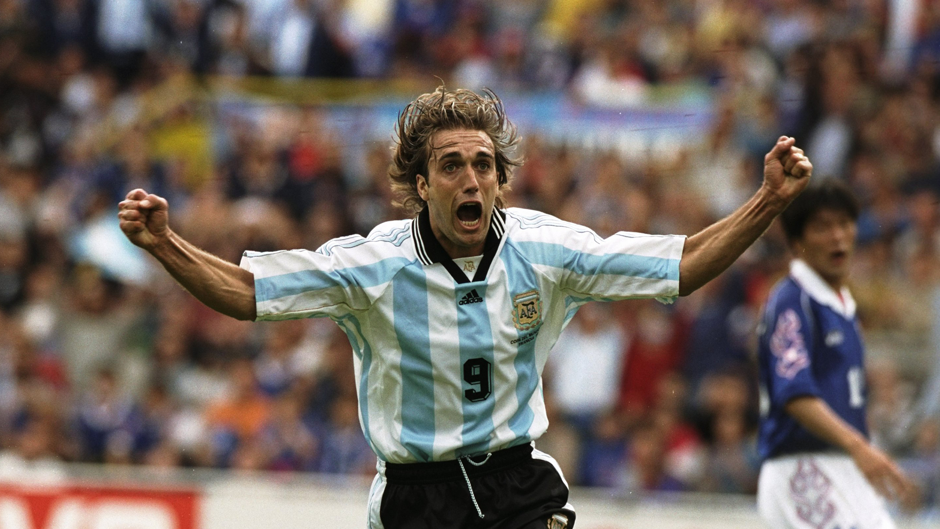 1998 Argentina World Cup Kit