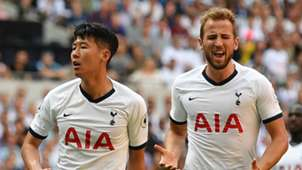 Heung min Son Harry Kane Tottenham 2019-20