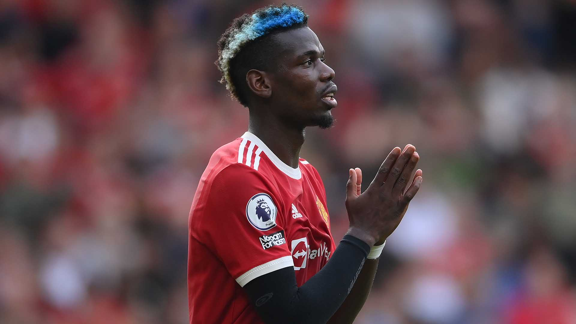 Pogba hints at Juventus return amid Manchester United contract uncertainty