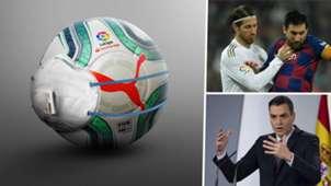 Pedro Sanchez Sergio Ramos Lionel Messi