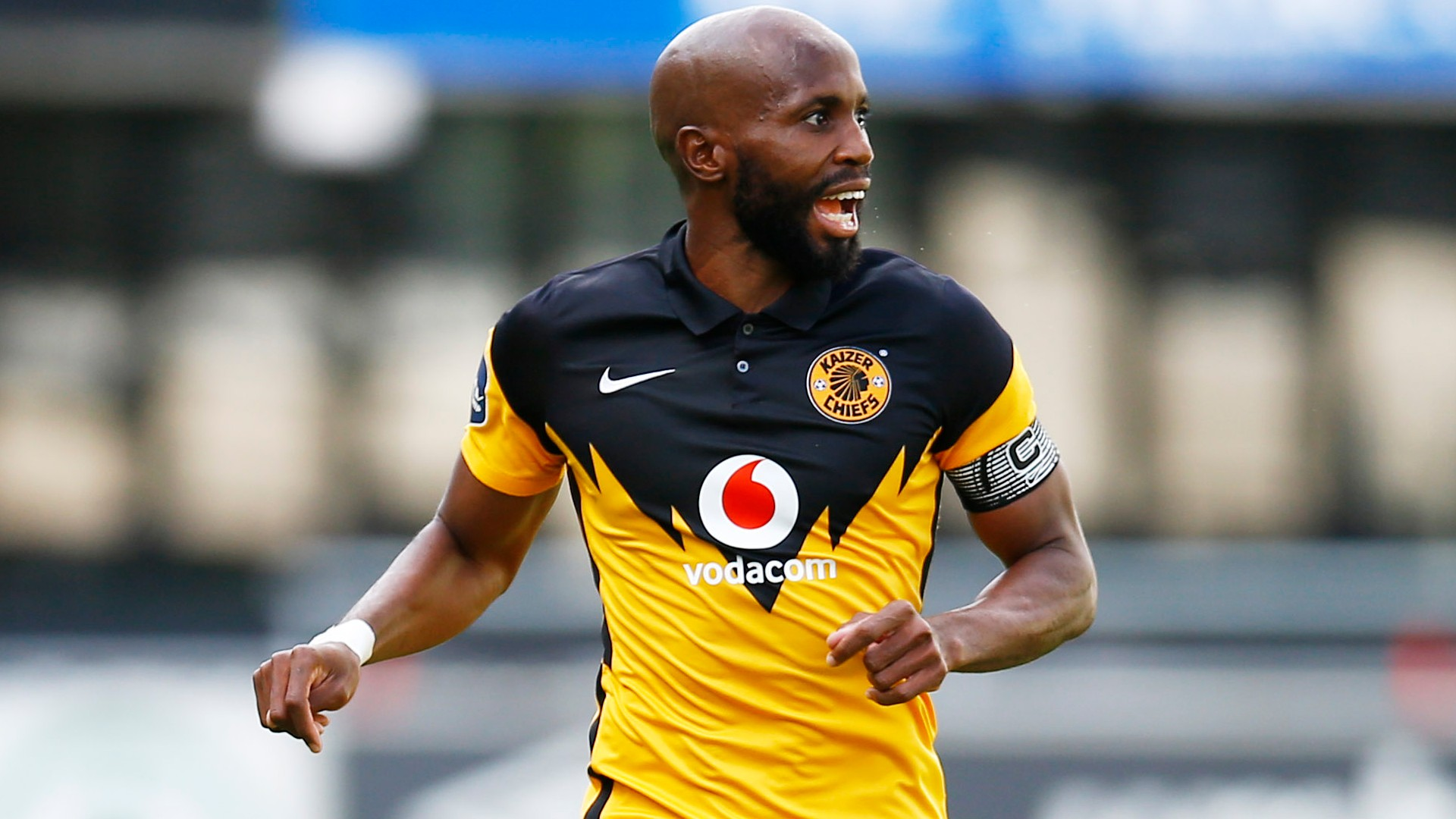 Kaizer Chiefs' Motaung reacts to Mphahlele departure rumours