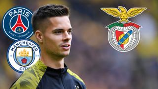 GFX Julian Weigl Benfica Man City PSG