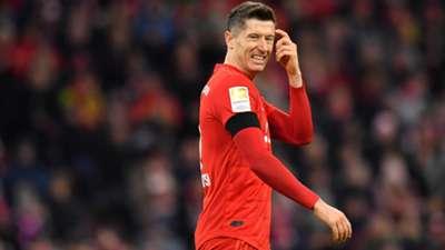 Robert Lewandowski Bayern Munchen 2020