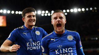 Jamie Vardy Arsenal Leicester City Premier League