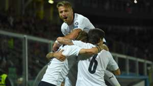 Immobile sets sights on winning Euro 2020 after 9-1 drubbing of Armenia