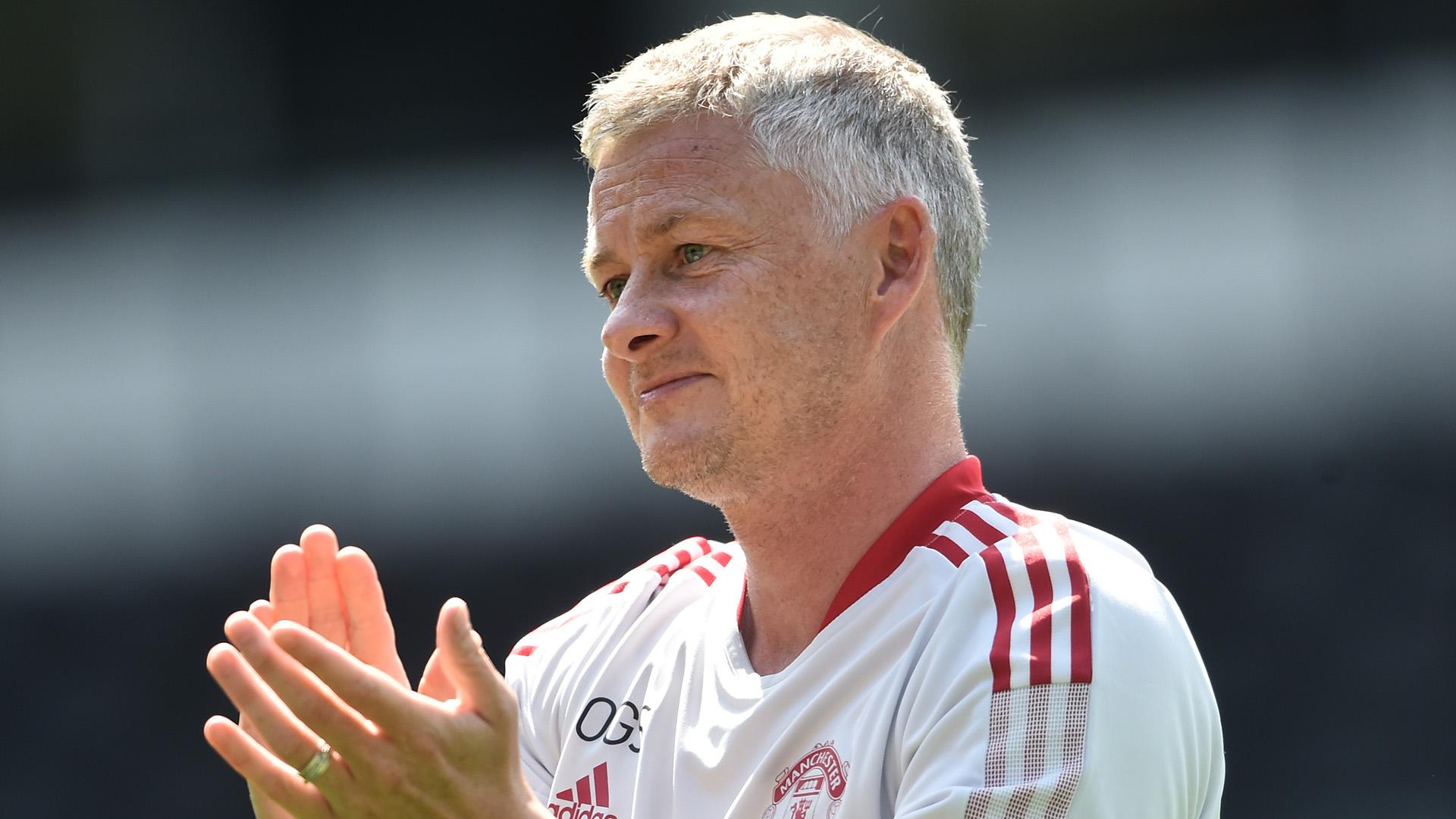 Solskjaer plays down hopes of Man Utd making more signings