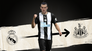 Gareth Bale Newcastle Real Madrid Goal