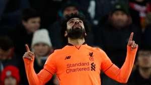 Mohamed Salah Southampton Liverpool Premier League