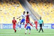 India vs Iran AFC U16 Championship