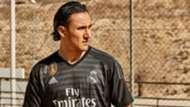 Keylor Navas Real Madrid New Kit 18-19