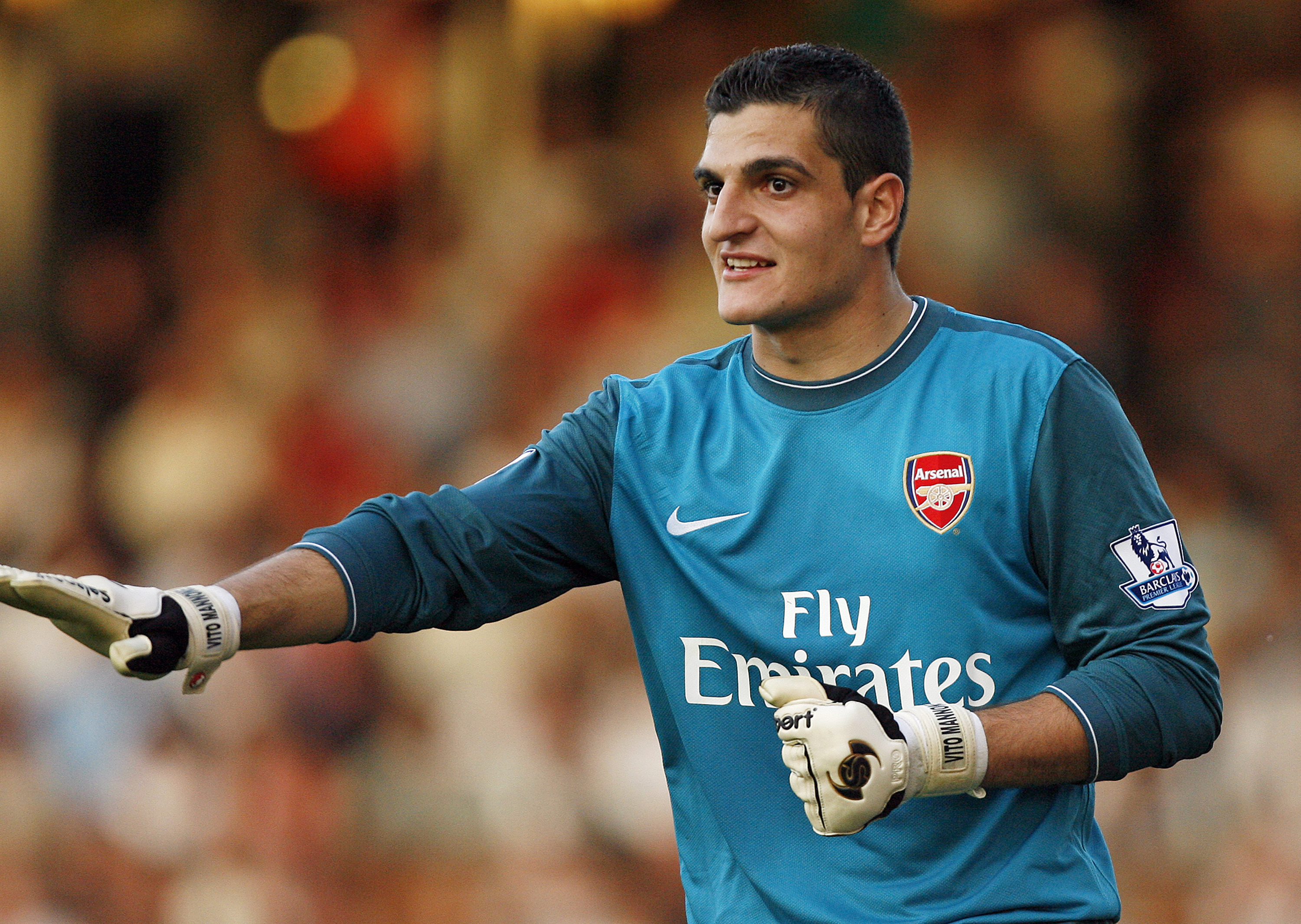 'Playing behind closed doors was terrible!' - Ex-Arsenal goalkeeper Mannone sends warning to the Premier League