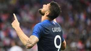 Olivier Giroud France 2017-18