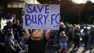 Bury fans 2019
