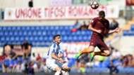 Dzeko Roma Atalanta Serie A