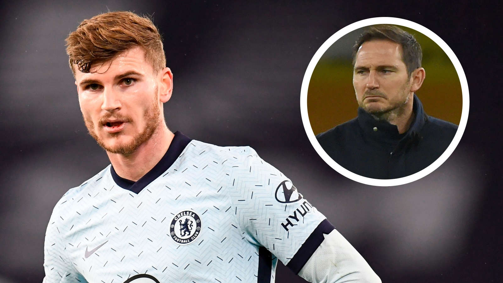 Werner admits to top-four fears under Lampard before Tuchel arrival at Chelsea