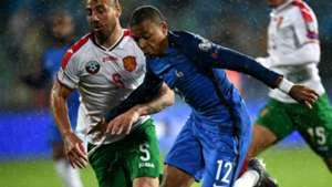 Kylian Mbappe Bulgaria France Wolrd Cup 07102017