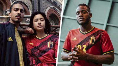 Belgium Euro 2020 home kit