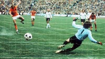 Johan Neeskens Netherlands West Germany