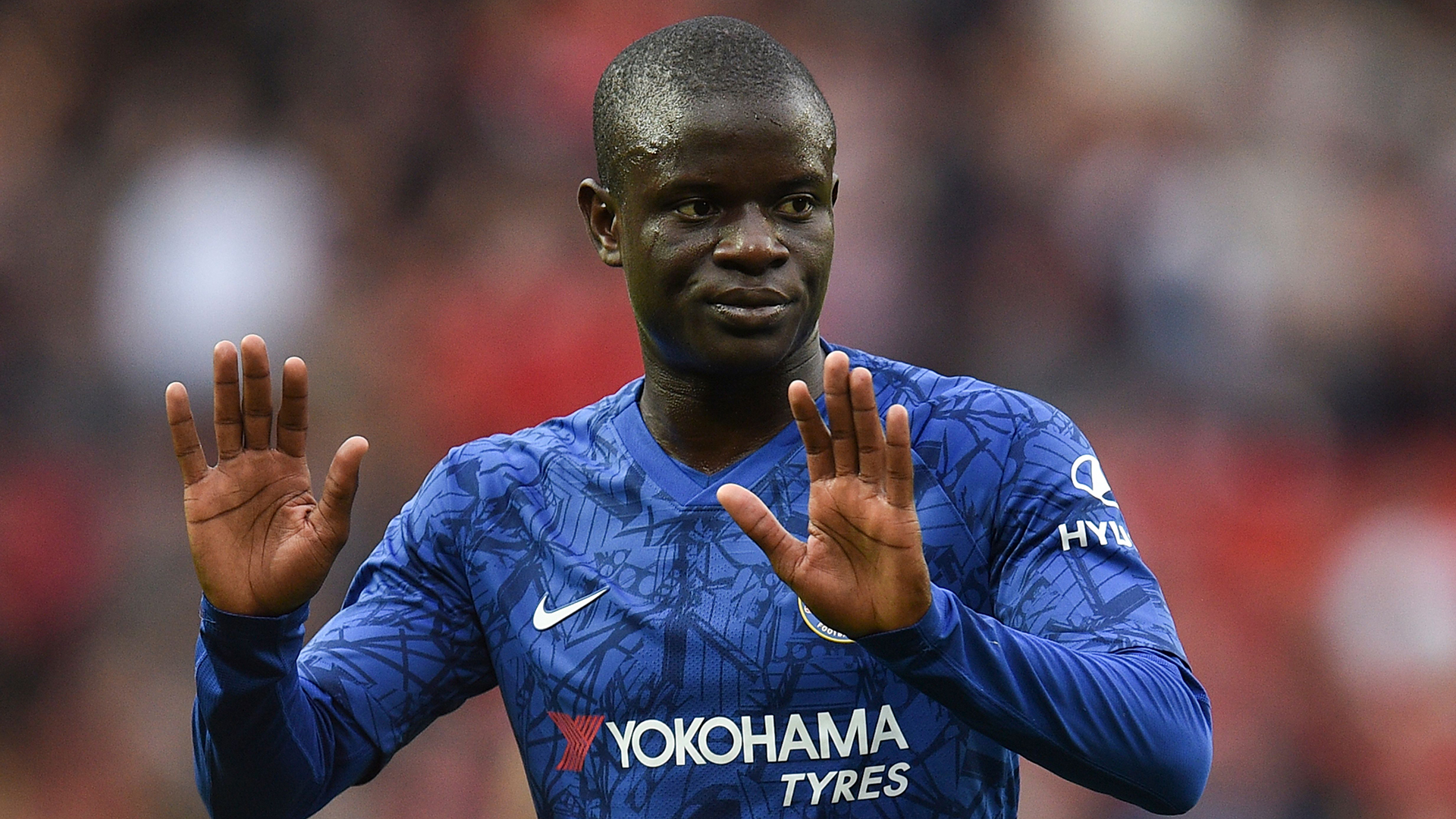 Kante is one of the best players I have ever coached' - Ex-Chelsea boss  Conte hails 'amazing' midfielder | Goal.com