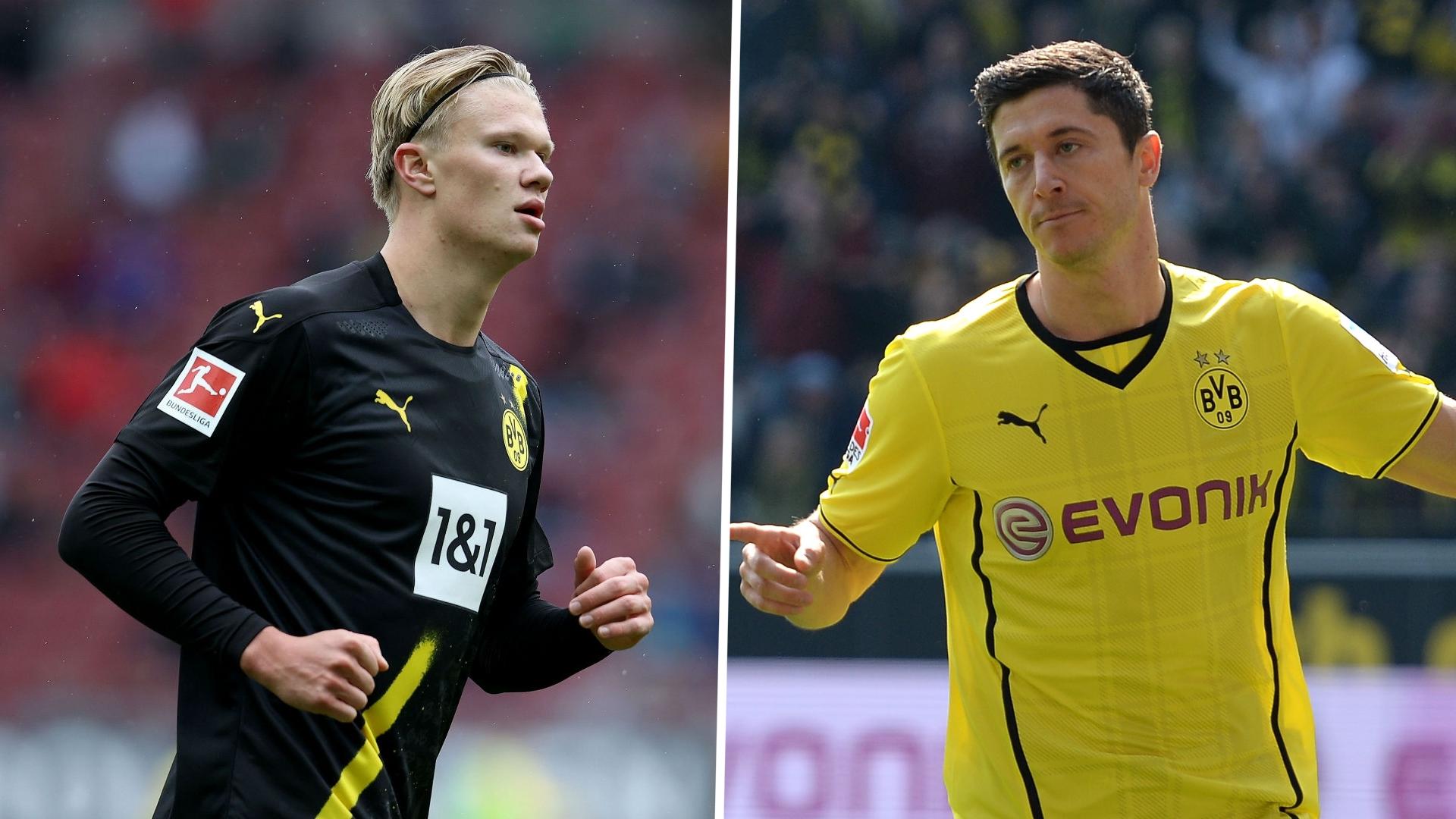 Bigger expectations on Haaland than there were on Lewandowski at Dortmund, claims ex-BVB captain Kehl