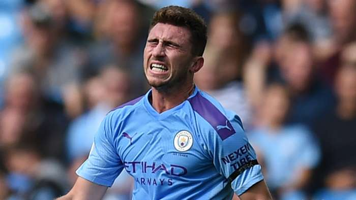 Aymeric Laporte Manchester City 2019-20