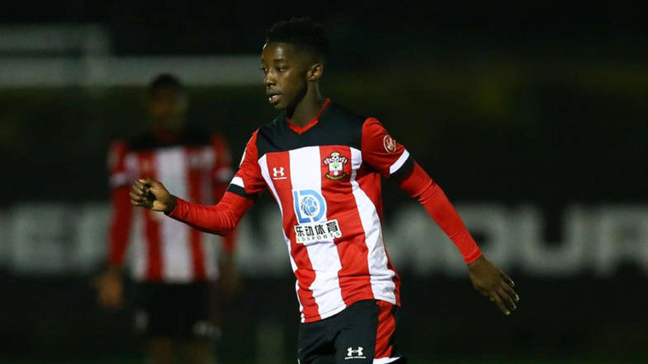 Kgaogelo Chauke Southampton U23