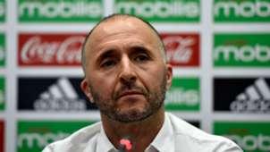 Djamel Belmadi Algeria