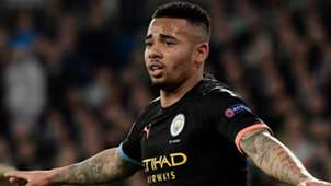 Gabriel Jesus Real Madrid Manchester City Champions League 2020