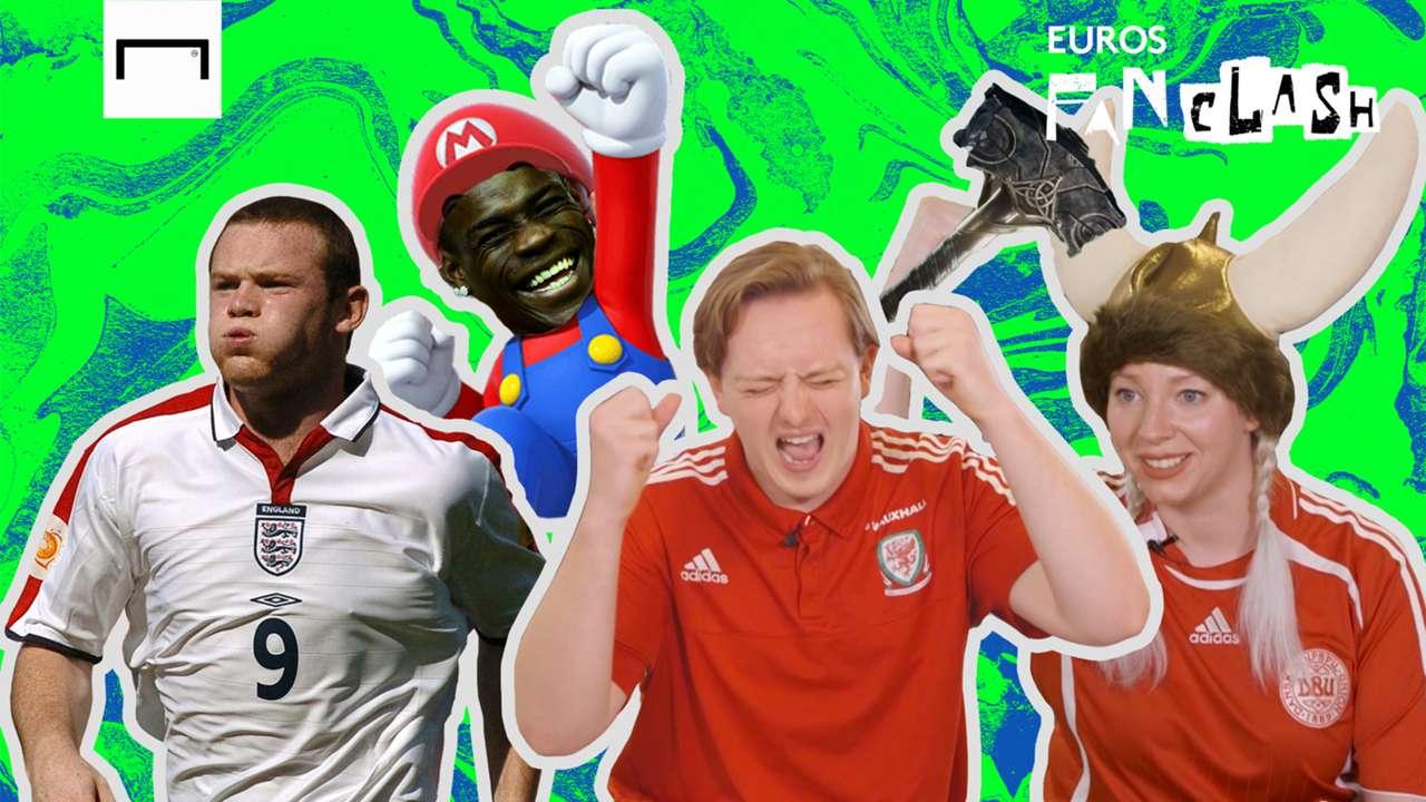 Fan Clash Best Euro Moments
