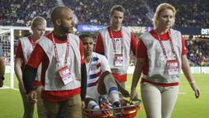Weston McKennie USMNT injury 03222019